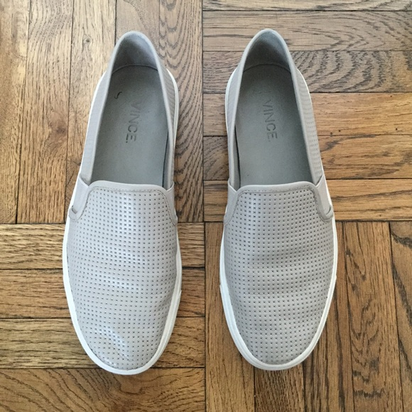 Vince Shoes | Blair Sneakers In Oyster